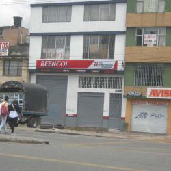 Reencol en Bogotá