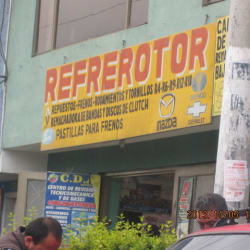Refrerotor en Bogotá
