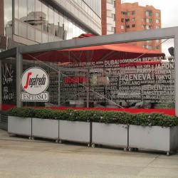 Segafredo Zaneti Espreso en Bogotá