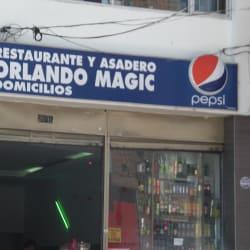 Restaurante y Asadero Orlando Magic en Bogotá