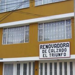 Renovadora De Calzado El Triunfo en Bogotá