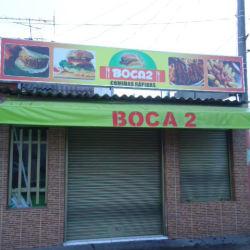 Boca 2 Comidas Rápidas  en Bogotá