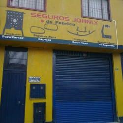 Seguros Johnly en Bogotá