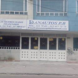 Danautos P.B en Bogotá