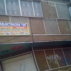 Ferrelectricos ZS en Bogotá