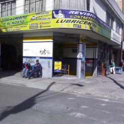 Serviautos El Porvenir Ltda. en Bogotá