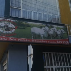 Servicarnes La Llanerita en Bogotá