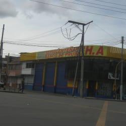 Servicentenario H.A en Bogotá
