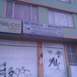 Ferretería Quiroga Méndez en Bogotá