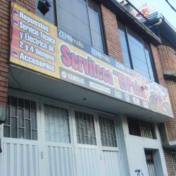 Serviteca El Paisa en Bogotá