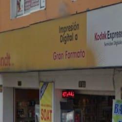 Foto Rembrand en Bogotá