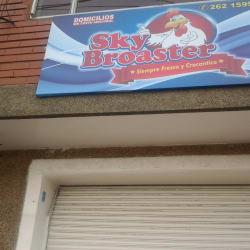 Sky Broaster en Bogotá
