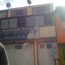 Zona Deportiva Store en Bogotá