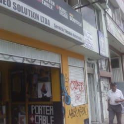 Geo Solutions Ltda en Bogotá