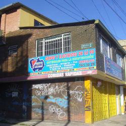 Grifos y Elécticos de la 90 en Bogotá