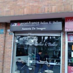 Marcel France Bellos K Bellos en Bogotá
