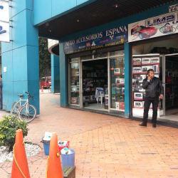 Auto Accesorios España en Bogotá