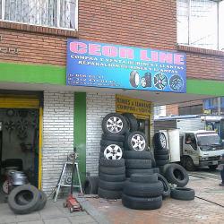 Ceor Linne Rines y Llantas  en Bogotá