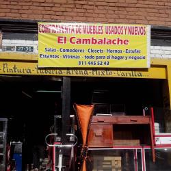 Compraventa El Cambalache Calle 44 en Bogotá