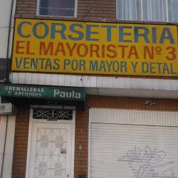 Corsetería en Bogotá