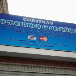 Cortinas Soluciones y Diseños en Bogotá