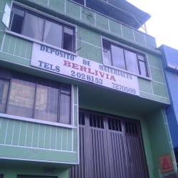 Depósito De Materiales Berlivia en Bogotá