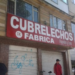Cubrelechos De Fabrica en Bogotá