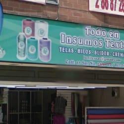 Todo en Insumos Textiles en Bogotá