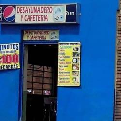 Desayunadero y Cafetería en Bogotá