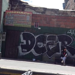 Disfraces Gasparín en Bogotá