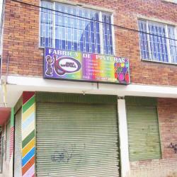 Fábrica de Pinturas Max Colores  en Bogotá