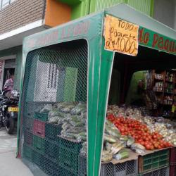 El Portal Merca Fruver en Bogotá