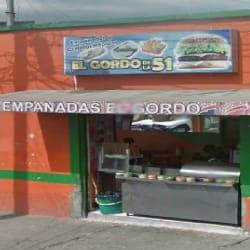 Empanada El Gordo en Bogotá