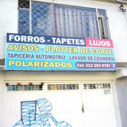 Forros Tapetes Lujos en Bogotá