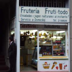 Frutería Fruti Todo en Bogotá
