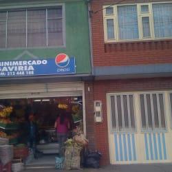 Minimercado Gaviria en Bogotá