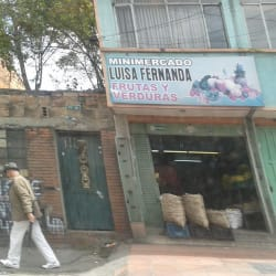Minimercado Luisa Fernanda; Fruta y Verduras en Bogotá