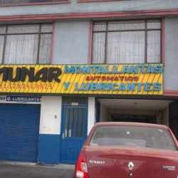Munar Montallantas Automático  en Bogotá
