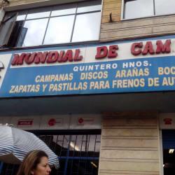 Mundial de Campanas en Bogotá