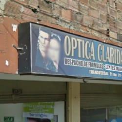 Óptica Claridad Total en Bogotá