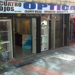 Óptica Cuatro Ojos en Bogotá
