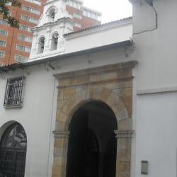 Parroquia San Diego en Bogotá