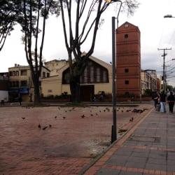 Parroquia Santa Marta en Bogotá