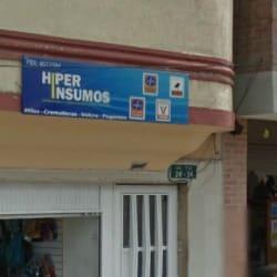 Hiper Insumos en Bogotá