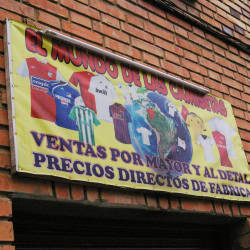 El Mundo De Las Camisetas en Bogotá
