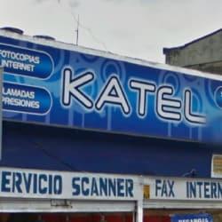 Katel en Bogotá