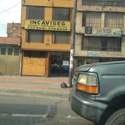 Inc Avisec en Bogotá