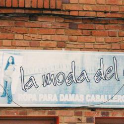La Moda Del Jean en Bogotá