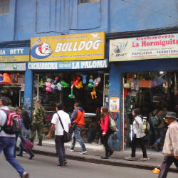 CACHARRERIA LA HORMIGUITA  en Bogotá