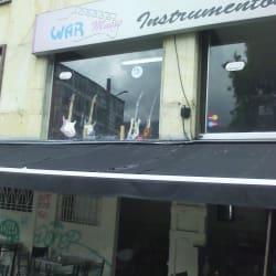 War Music Instrumentos Musicales  en Bogotá